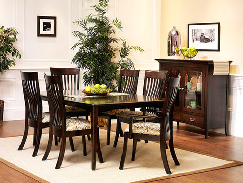 Designing Your Own Kitchen or Dining Set