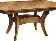 Amish dining table with leaves round table with leaf small kitchen table Amish furniture Pittsburgh Mills
