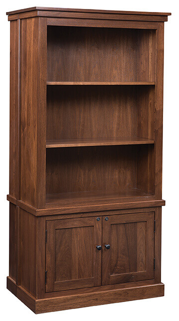 Cambridge Bookcase Gun Cabinet