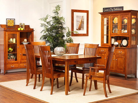 English Shaker Dining Room Furniture