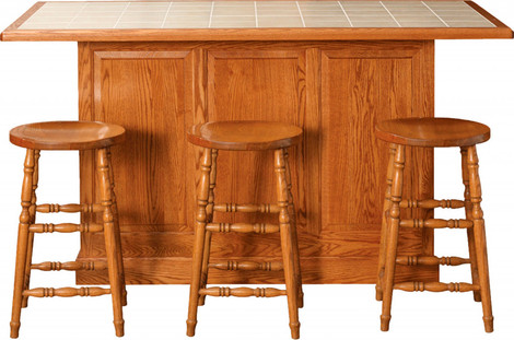 Nice How To Select The Perfect Wood Kitchen Island Amish Home
