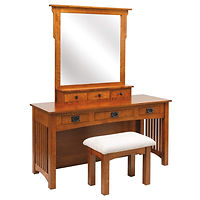 Weaver & Sons_514_Mission Dressing Table