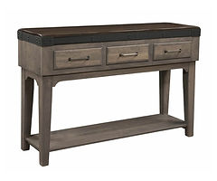 Koehler Road Sideboard | Brown Maple in Two-toned | 62in W x 19in D x 41in H | The Amish Home | Amish Furniture at the Pittsburgh Mills