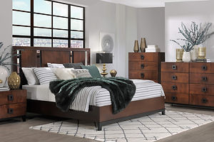 American Modern Bedroom Furniture Collection