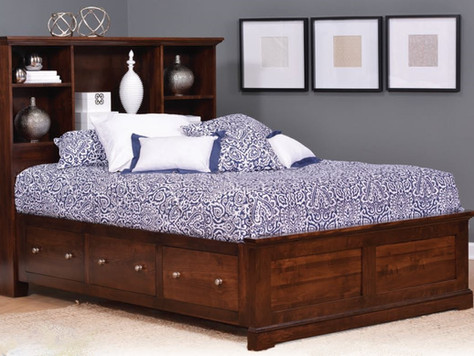 Storage Beds: What Do You Keep Under Your Bed?