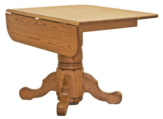 Amish Hardwood Furniture_Table - Drop Leaf.jpg