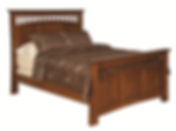 big bed custom beds new bed frame Amish furniture Pittsburgh queen bed king bed california king bed wooden bed