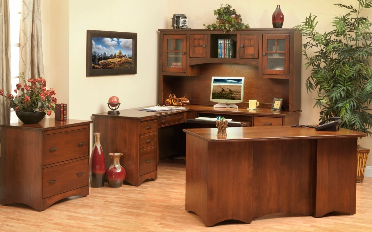 Prairie Mission Modular Office Furni
