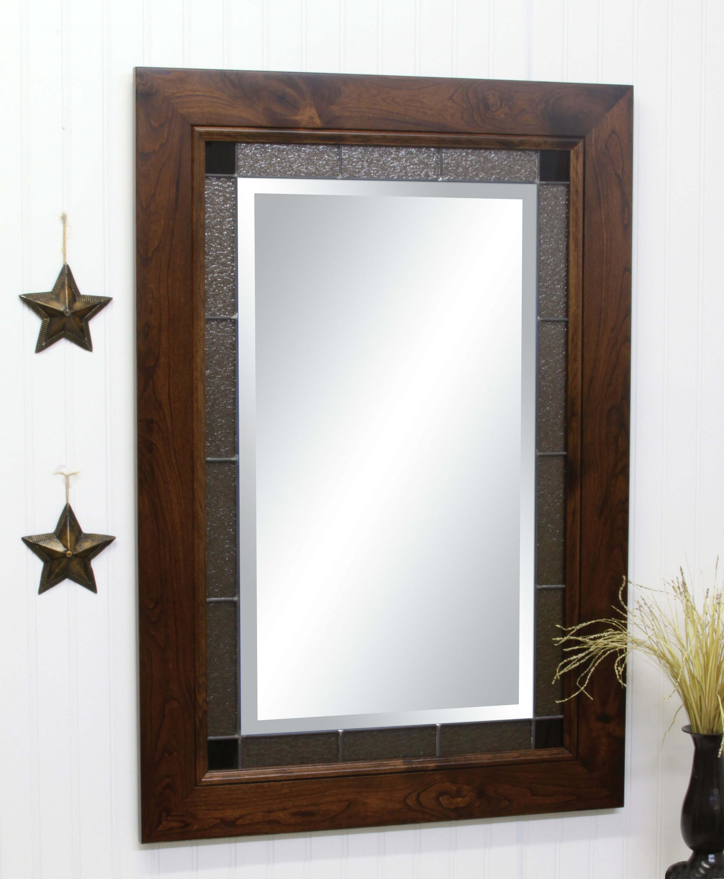 Brooklyn Shaker Wall Mirror