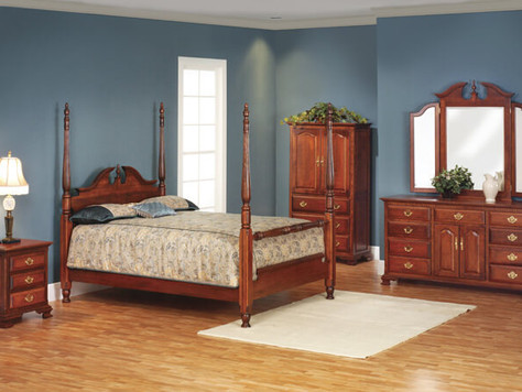 Amish 5-piece Bedroom Sets