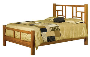 contemporary beds custom beds quality beds Amish furniture Pittsburgh queen bed king bed california king bed wooden bed