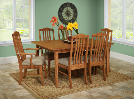 A guide to Shaker-style furniture