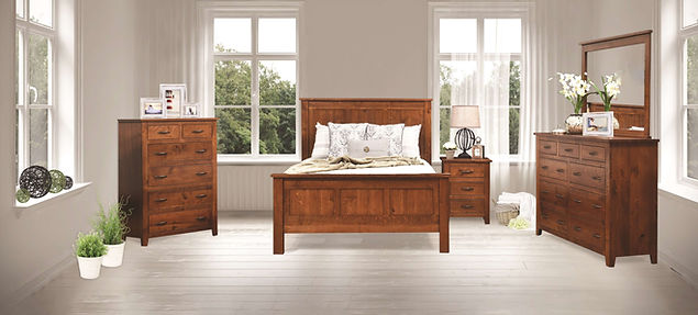 """Bloomfield Express Bedroom Furniture Collection