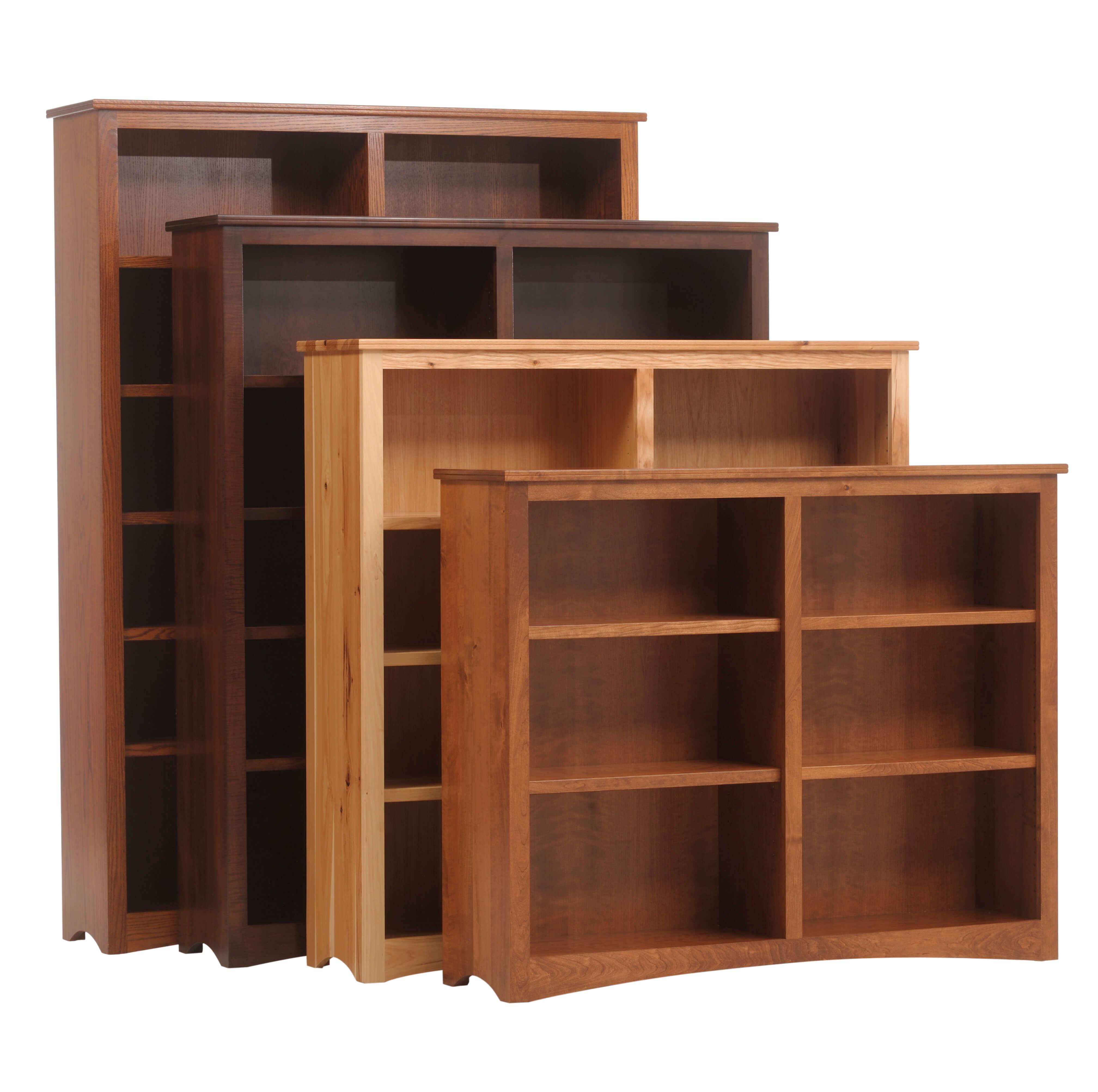 Prairie Mission Bookcase