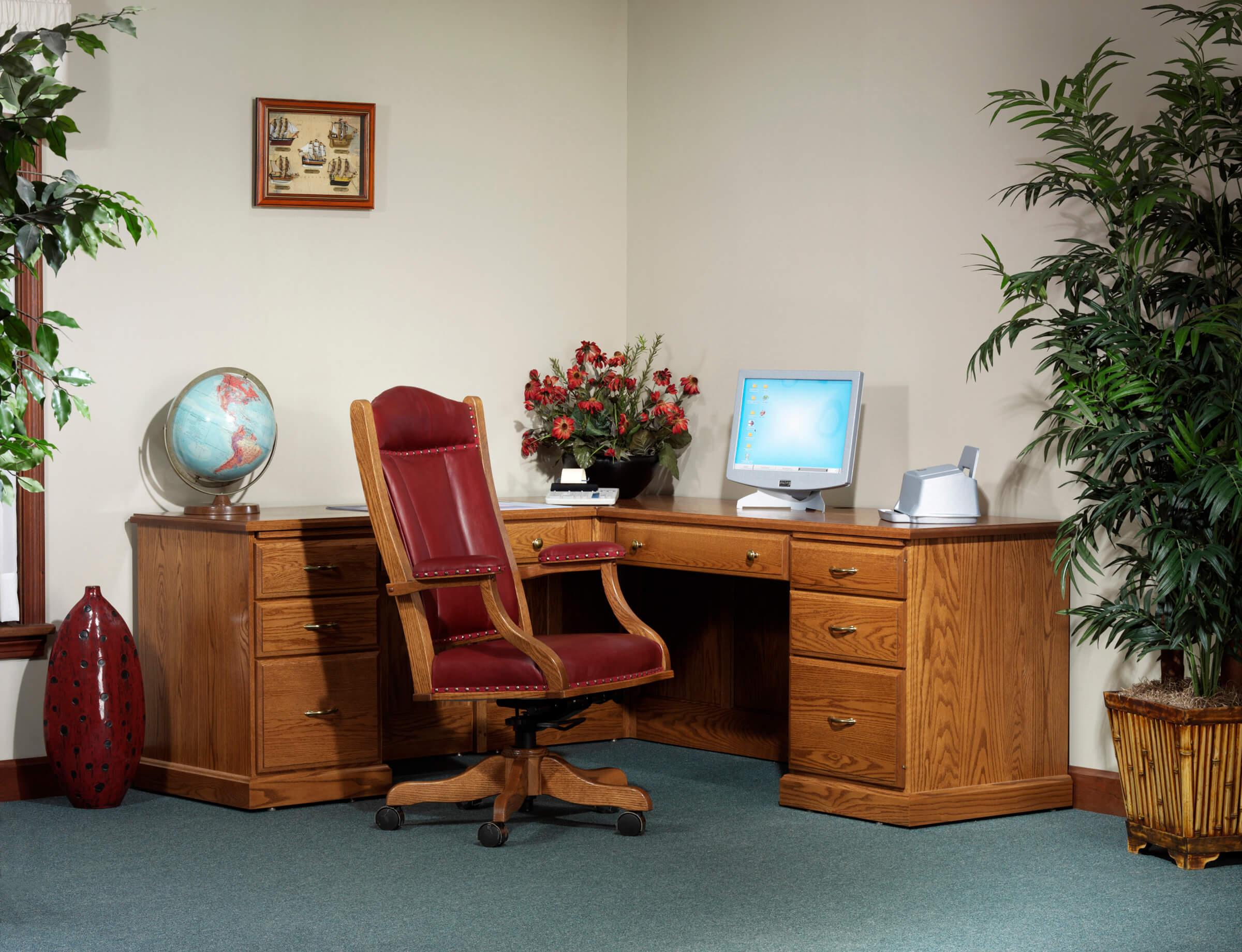 Highland L-Desk
