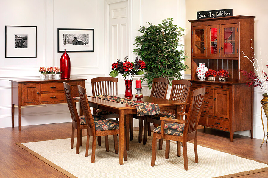 Newport Shaker Dining Room Furniture