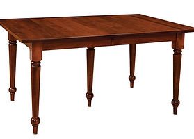 Amish furniture near me dining room table with 2 leaves small kitchen table Amish furniture Pittsburgh Mills
