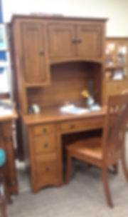 20180331_Modern Shaker Desk with Hutch.j