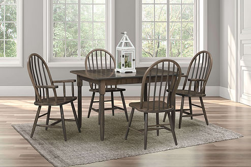 Carla Table with Carla Chairs