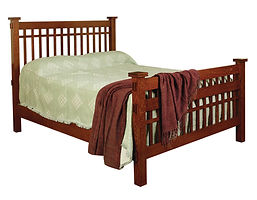 custom beds bed shops dark brown wooden bed frame Amish furniture Pittsburgh queen bed king bed california king bed wooden bed