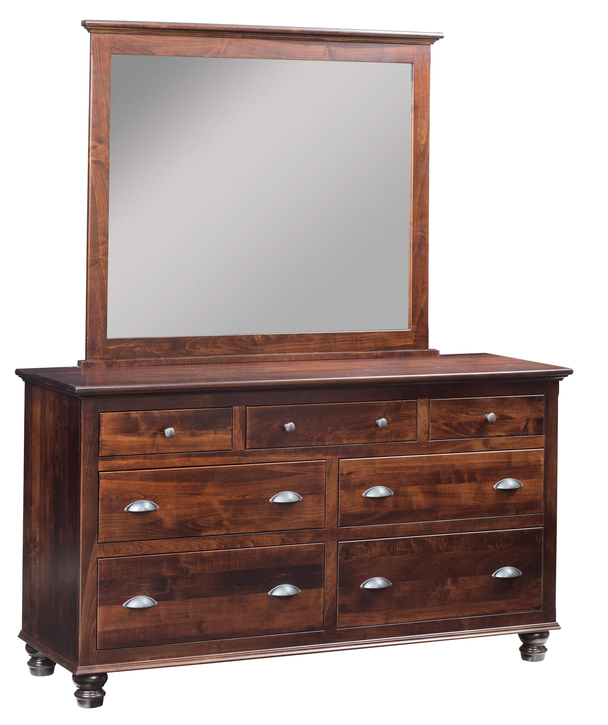 Choices 7 Drawer Dresser