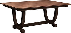 American furniture large kitchen tables with leaves kitchen table with bench Amish furniture Pittsburgh Mills