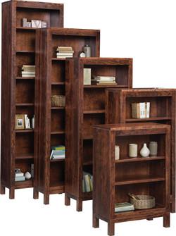 Vienna Bookcases