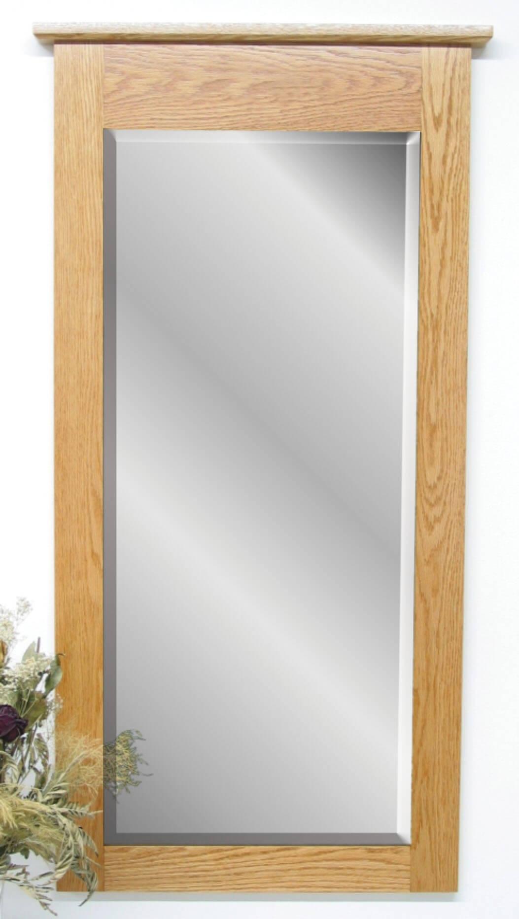 Classic Mission Wall Mirror