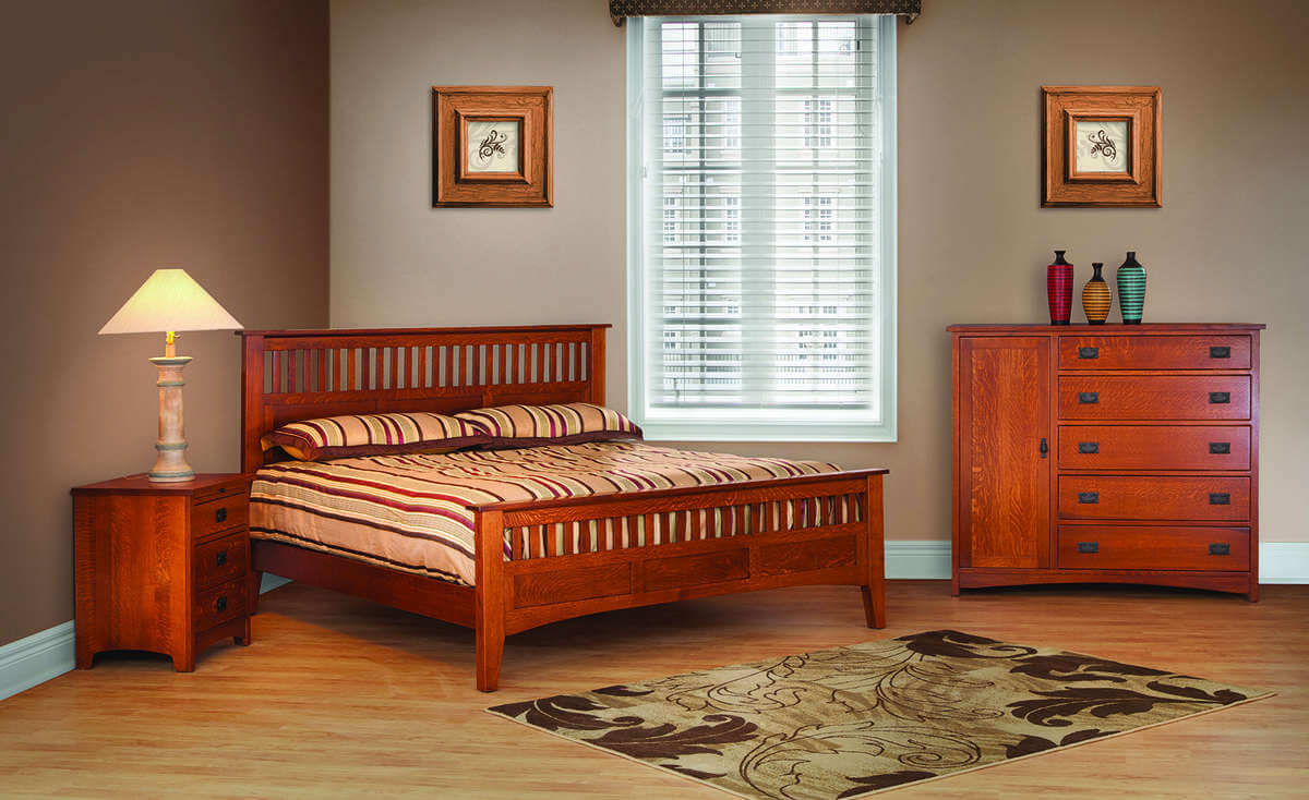 Empire Mission Bedroom Furniture