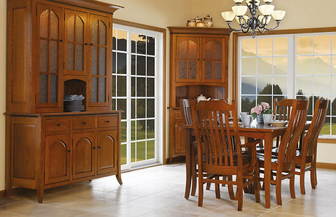 The Amish Home Furniture Gallery Hampton Dining Room Furniture