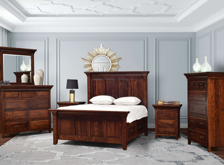 How Much Does Amish Bedroom Furniture Cost?