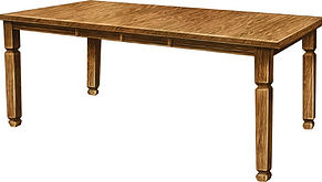 Amish furniture near me dining room table with extra leaves shaker dining table Amish furniture Pittsburgh Mills