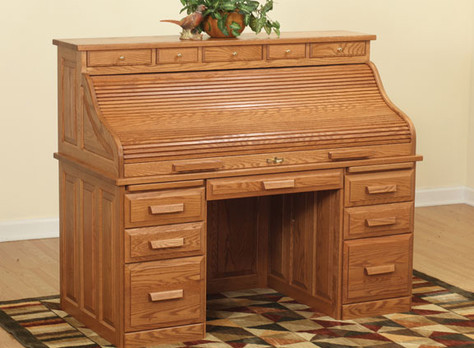 Hide Your Clutter: A guide to enclosed desk styles