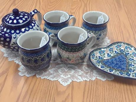 We Love Polish Pottery!