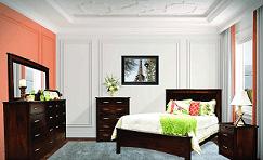 Meridian Bedroom Furniture