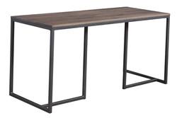 Capri Desk with metal base