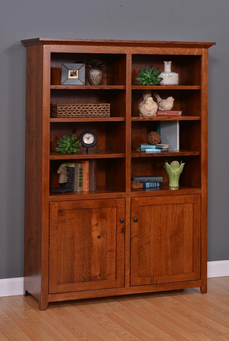Add doors to most bookcase styles