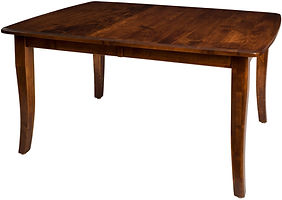 New Horizon Dining Table | Brown Maple in Michaels OCS113 | Many Sizes Available | The Amish Home | Amish Furniture at the Pittsburgh Mills