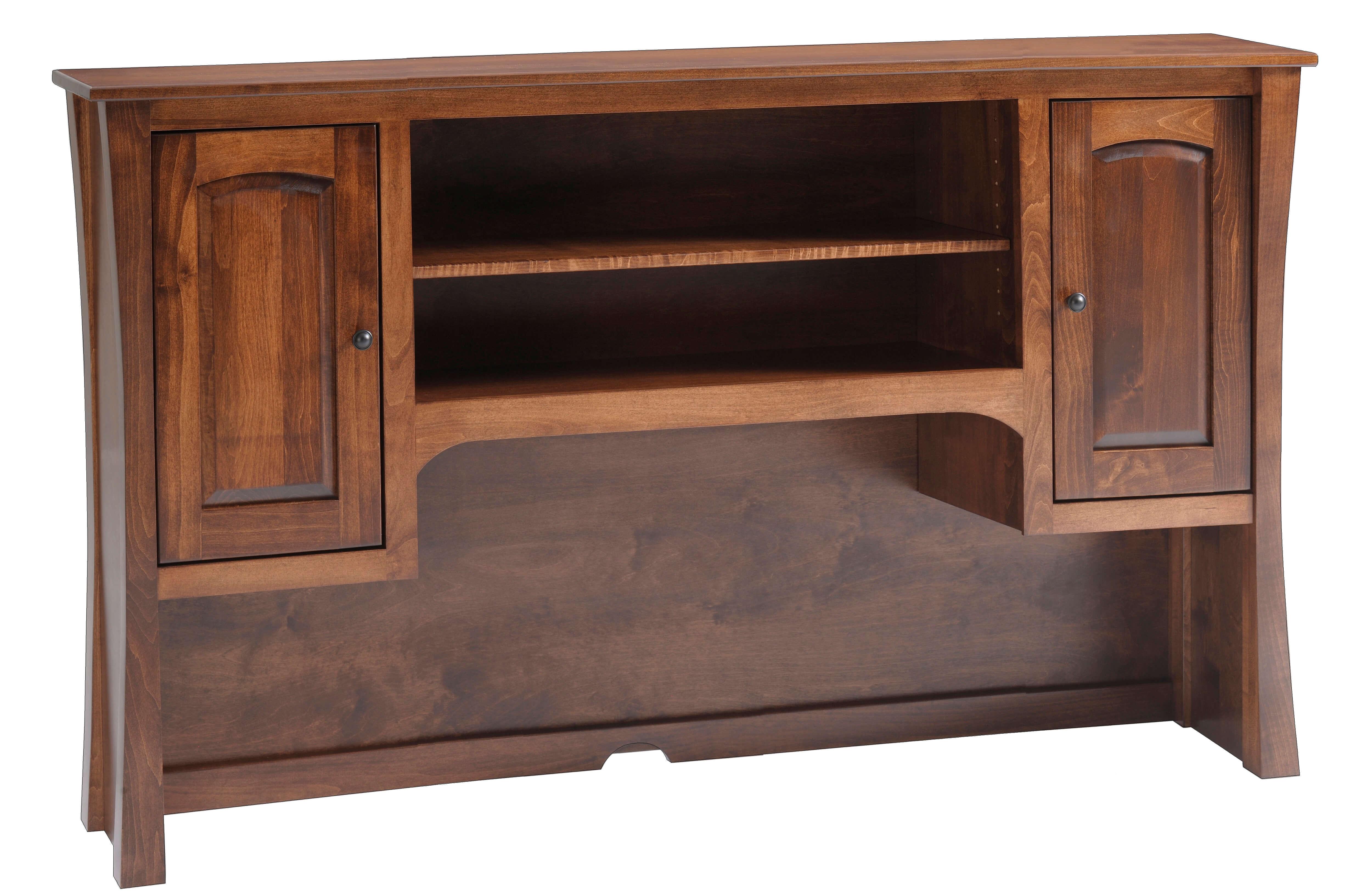 Woodbury Hutch for L-Desk