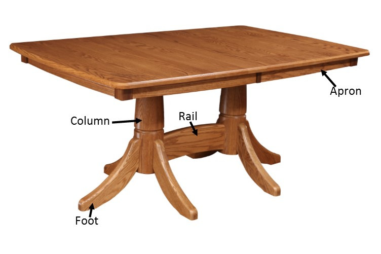 Amish Hardwood Furniture_Pedestal Table Diagram.jpg