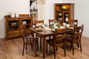 New Horizon Dining Room Furniture Collection