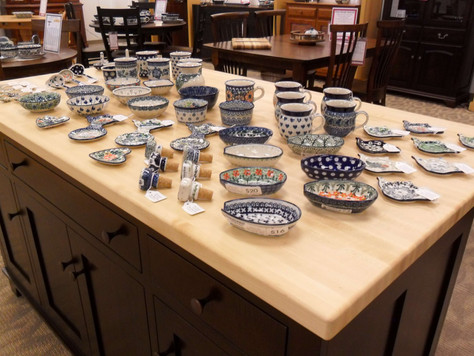 Polish Pottery $20 and under
