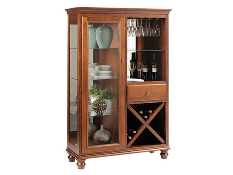 5 Alternatives to a Large China Cabinet