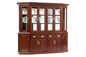 The Amish Home Furniture Gallery Queen Victoria Dining