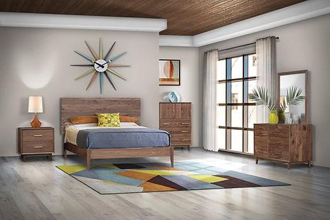 Palm Springs Bedroom Furniture