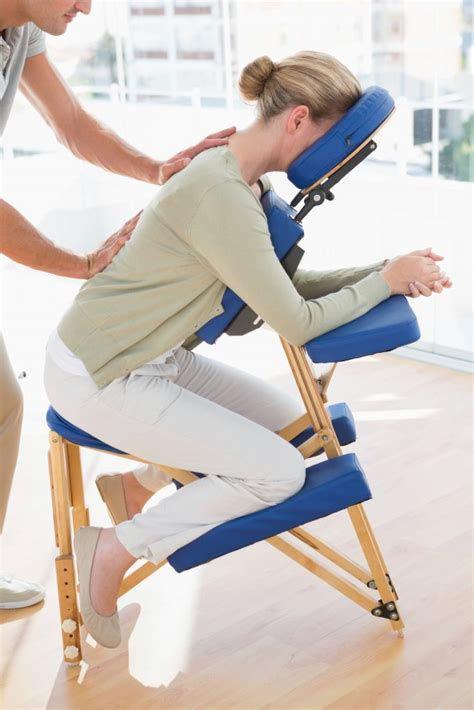 Stoel massage