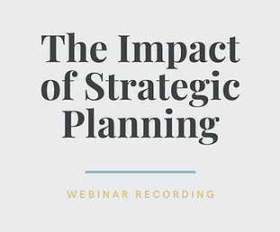 Impact of Strategic Planning Content Til