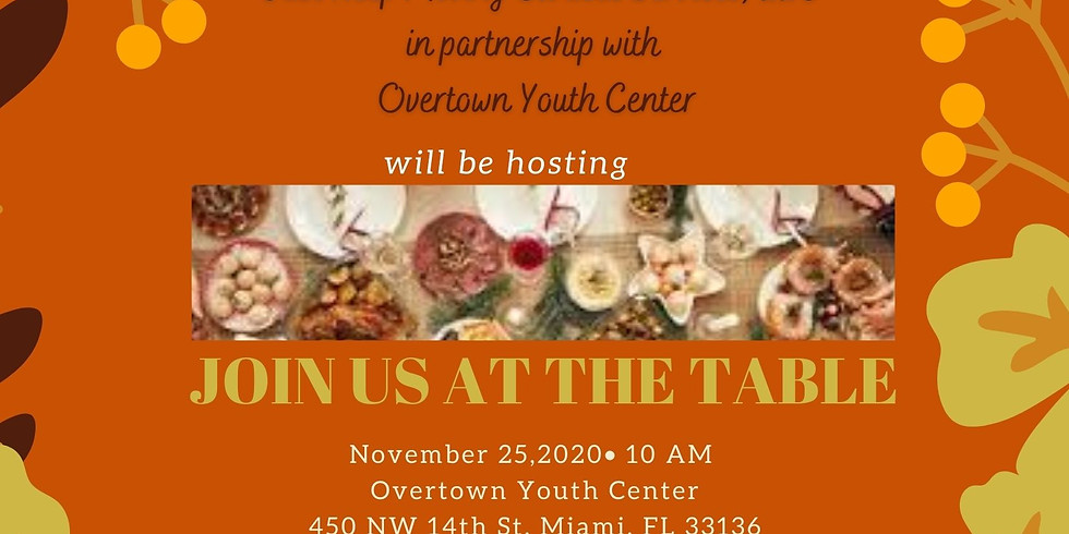 Join Us At The Table