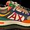 Thumbnail: XUX090  SNEAKER MULTICOLOR AX