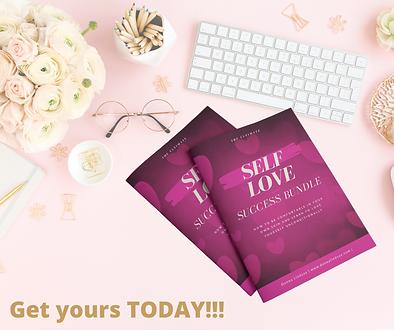 Self-Love Success Bundle Advertisement.p